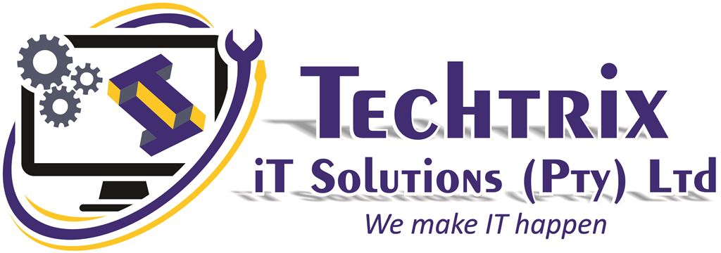 Techtrix Logo Long